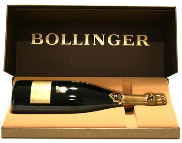 Шампанское знаменитого производителя Bollinger